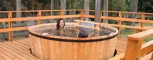 Spa En Bois Pas Cher : les actualit s de bain de patagonie les spas en bois de ~ Premium-room.com Idées de Décoration