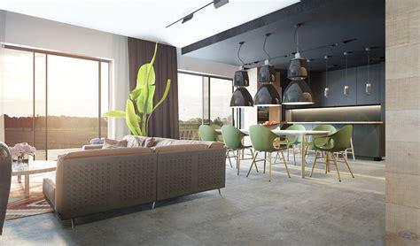 couleur plafond cuisine comment incorporer des couleurs sombres dans votre intérieur