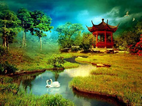 Desktop Nature Wallpaper Beautiful Digital Nature