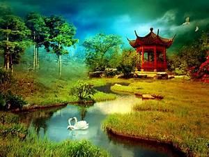 Desktop Nature wallpaper: Beautiful Digital Nature ...