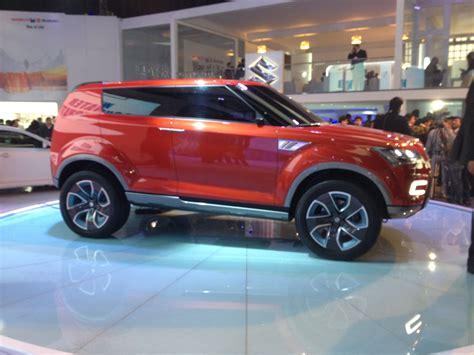 Maruti Suzuki Xa Alpha by Maruti Suzuki Xa Alpha Concept Previews New Compact Suv