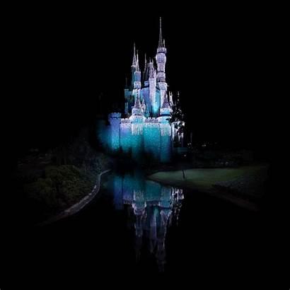 Disney Magical Cinderella Gifs Magic Castle Kingdom