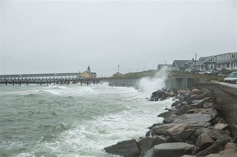Boat Crash Oak Bluffs by Tropical Jose To Arrive On Vineyard The