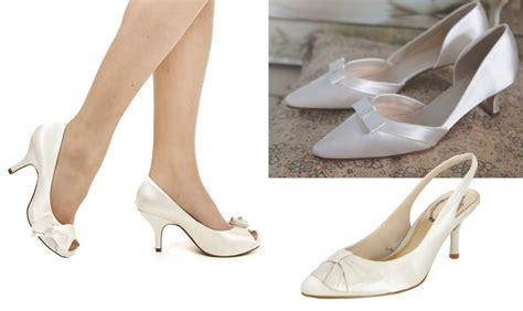 Kitten Heels for Brides - Wedding Dilemma from the WOL ...