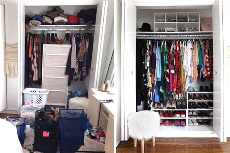 Transformation Organize Your by 10 Organized Closet Before Afters