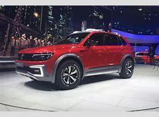 Offroad VW Tiguan GTE Active Concept arrives in Detroit