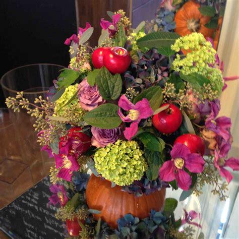 create  halloween floral arrangement amanda austin
