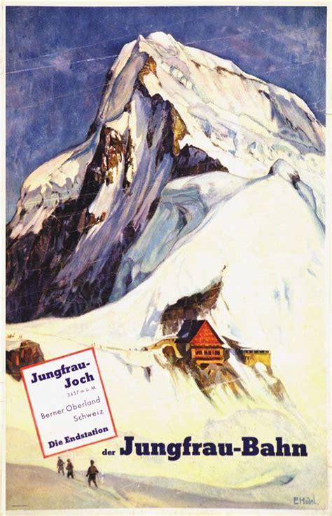 jungfrau und löwe jungfrau bahn ernst hodel la suisse switzerland my