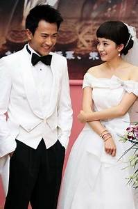 Yang Mi and Hawick Lau get married- China.org.cn