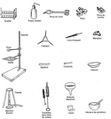 material de laboratorio material de metal