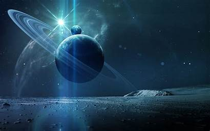 Space Planet Digital Planets