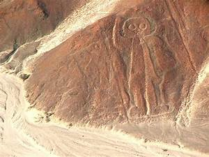 Nazca Lines: The Astronaut!