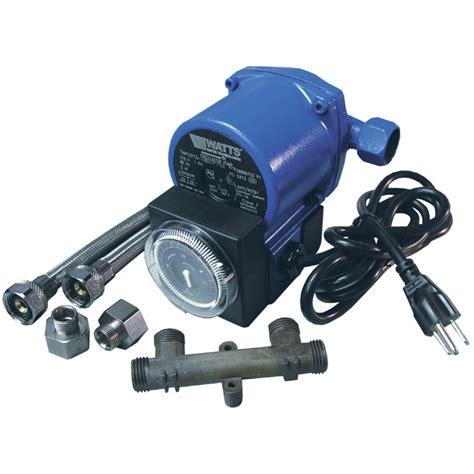 watts sink recirculating shop watts water recirculating with timer at