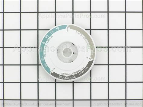 whirlpool  dial washer timer wht appliancepartsproscom