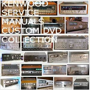 Details About Kenwood Service Manuals Owners Schematics Mega Collection Audio Repair Pdf Dvd