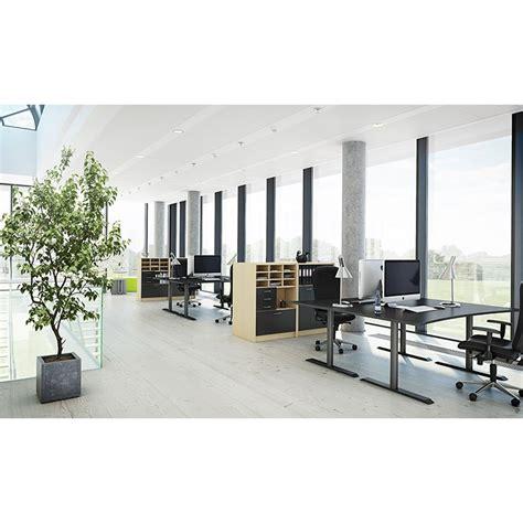 bureau r lable en hauteur bureau reglable en hauteur ikea maison design bahbe com