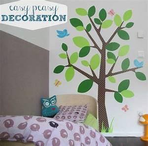 Kinderzimmer Gestalten Wand : kinderzimmer wand selbst gestalten ~ Markanthonyermac.com Haus und Dekorationen