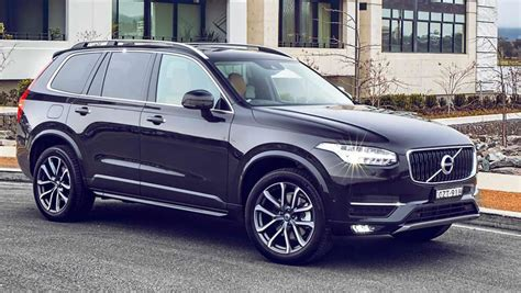 volvo xc  momentum review carsguide