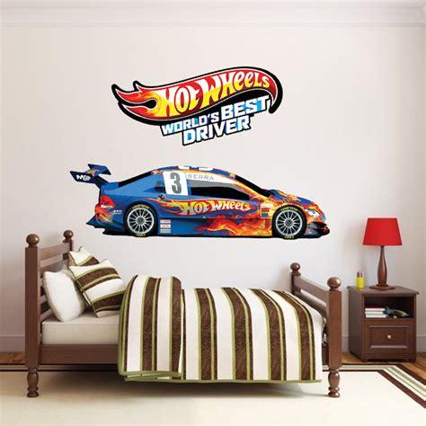 Race Car Boys Room Decals