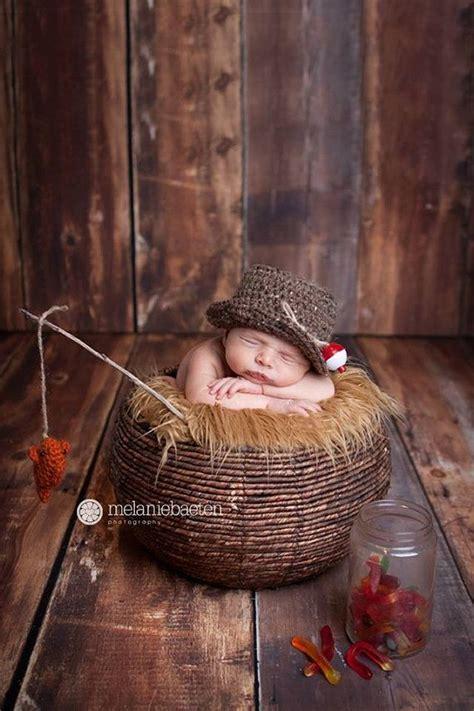 newborn fishing hat   fish bucket hat