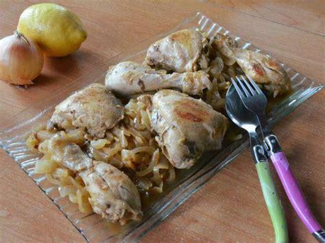 recette cuisine senegalaise recettes de poulet yassa
