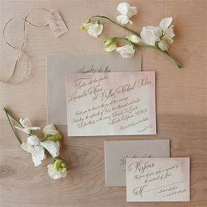 watercolor wedding invitations handmade weddings by etsy With wedding invitations at etsy
