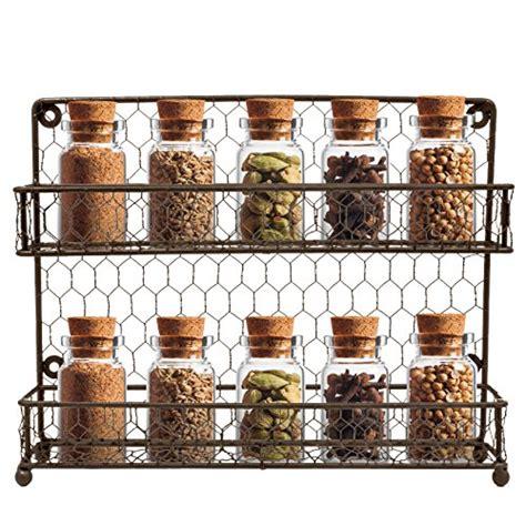 Spice Rack Countertop by Countertop Spice Rack
