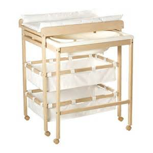 Table A Langer Baignoire Coulissante Roba by Table 224 Langer Baignoire Roba Coulissante Naturel Blanc