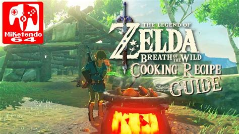 breath   wild cooking recipe guide miketendo