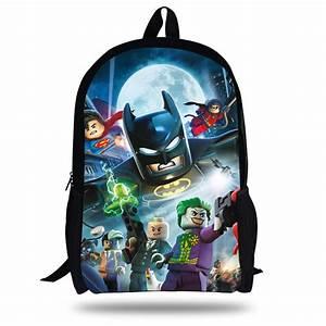 Aliexpress com : Buy 16 inch Mochila Batman Bags For
