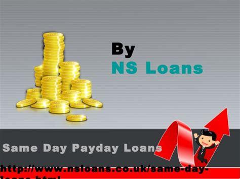 ns loans presents guaranteed  day payday loans