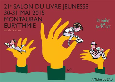 si鑒e de montauban enora conte le salon du livre jeunesse de montauban 2015