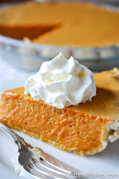 Pumpkin Chiffon Pie Martha Stewart by Chiffon Pumpkin Pie Recipe Dishmaps