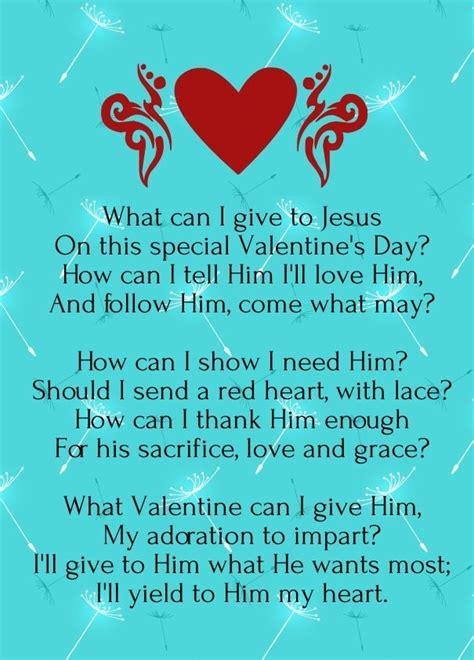 christian valentine poems | Christian valentines ...