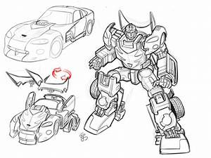 transformer hot rod coloring page coloring pages With wiring transformers