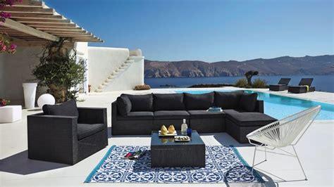 salon de jardin design meubles d ext 233 rieur et astuces d entretien c 244 t 233 maison