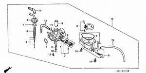 Carburetor For 1996 Honda Z50