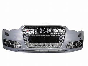 Audi Rs6 4g : stossstange rs6 look audi a6 c7 4g unlackiert ~ Kayakingforconservation.com Haus und Dekorationen