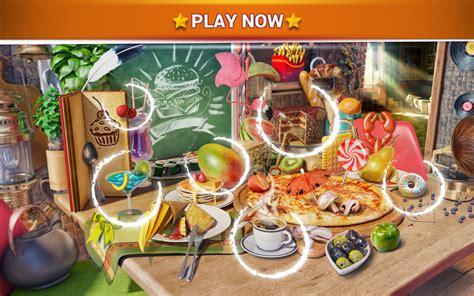 Food Games Hidden Objects Food Midva Games