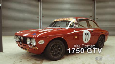 Alfa Romeo Race Car by Cartorque Series 2 Alfa Romeo 1750 Gtv Race Car