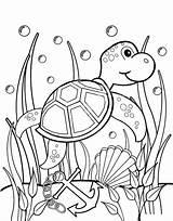 Coloring Pages Seaweed Kelp Sea Getcolorings Printable Plants Getdrawings sketch template