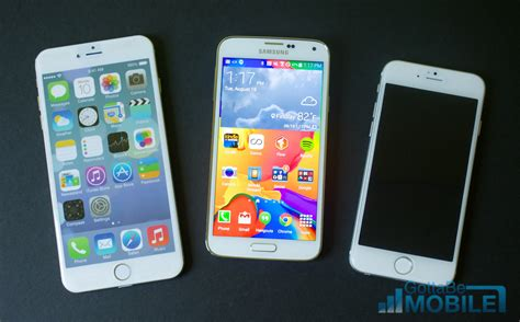 iphone 6 vs galaxy s5 5 things buyers need to