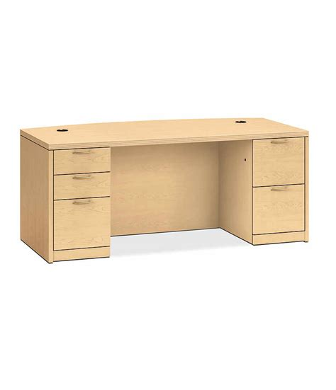 what is a double pedestal desk valido double pedestal desk h115899 hon office furniture