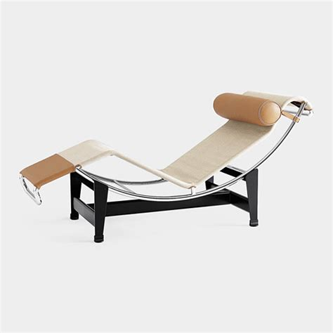 chaise longue le corbusier vache modern and comfortable le corbusier chaise longue