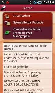 Davis's Drug Guide for Nurses - Android Apps on Google Play