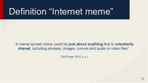 Define Internet Meme - virality memes