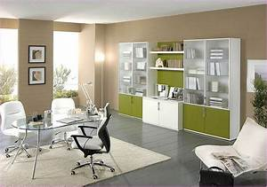 Image of: Special Corporate Office Decorating Idea Modern Office Cubicle The Brilliant Small Office Decoration Ideas