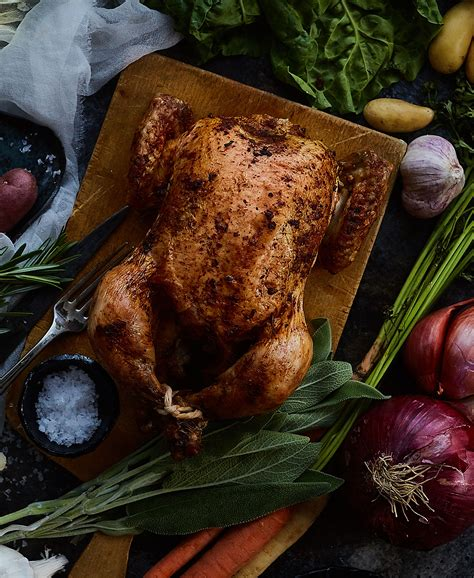 roast chicken wycliffe country club libby vision food