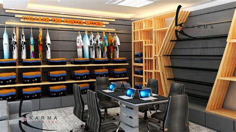 Best Retail Store & Showroom Interior Designers In Delhi