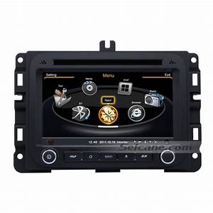 2013 2014 2015 Dodge Ram 1500 2500 3500 4500 Replacement Stereo System Gps Radio Navigation 3g